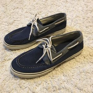Sperry Top Sider Blue Size 11